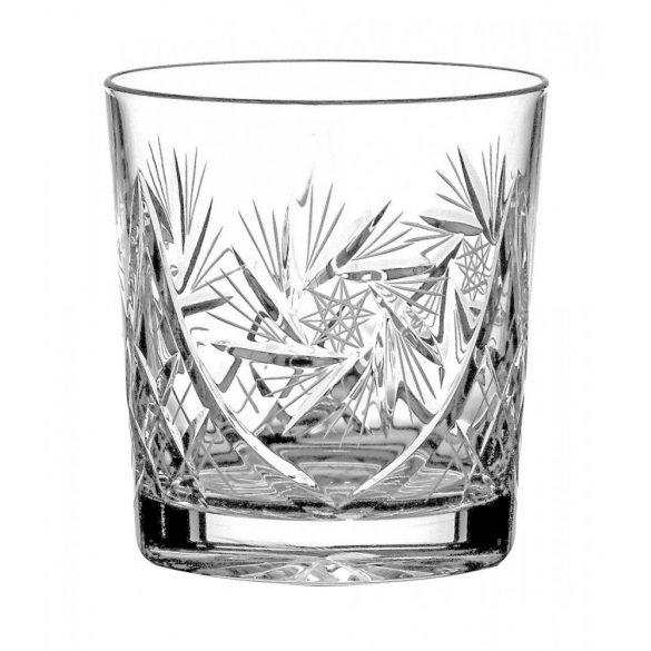 Victoria * Ólomkristály Whiskys pohár 320 ml (Gas11113)