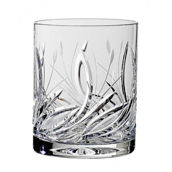 Viola * Ólomkristály Whiskys pohár 320 ml (Gas11213)