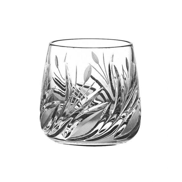 Viola * Ólomkristály Pálinkás pohár 75 ml (Bar11219)