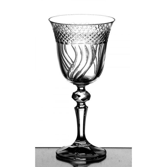 Helena * Ólomkristály Boros pohár 170 ml (L12404)