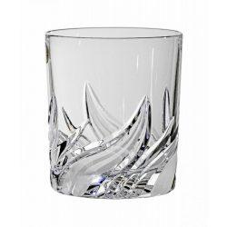 Fire * Ólomkristály Whiskys pohár 320 ml (Gas13213)