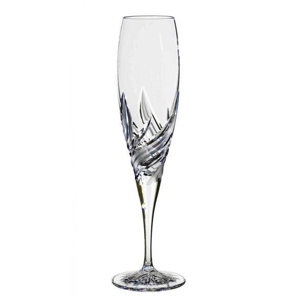 Fire * Ólomkristály Pezsgős pohár 200 ml (F14407)