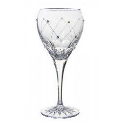 Pearl * Ólomkristály Fehérboros pohár 270 ml (F14834)