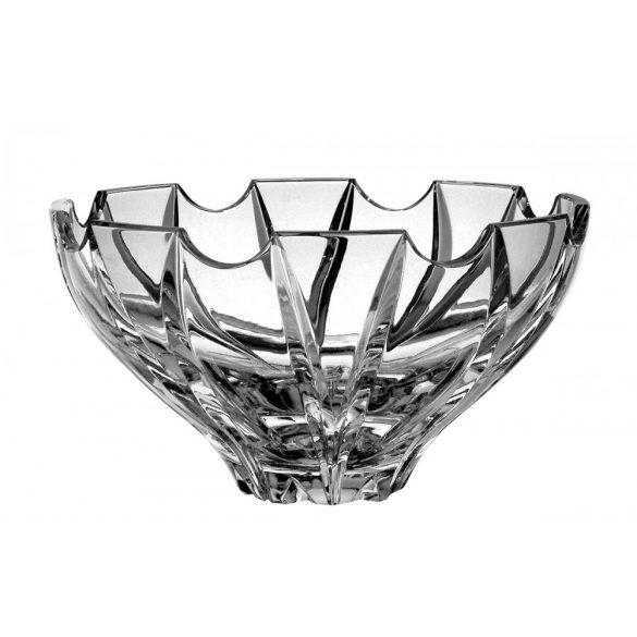 Modern * Ólomkristály Gyümölcsös tál 21,7 cm (15022)