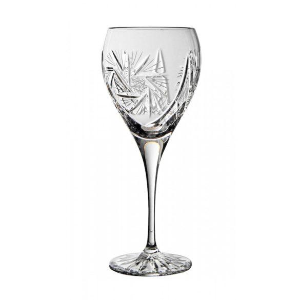 Victoria * Ólomkristály Nagy boros pohár 420 ml (F16106)