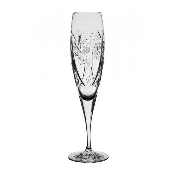 Victoria * Ólomkristály Pezsgős pohár 200 ml (F16107)