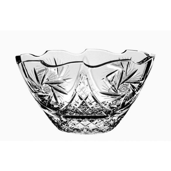 Victoria * Ólomkristály Ovál tál 21 cm (16118)