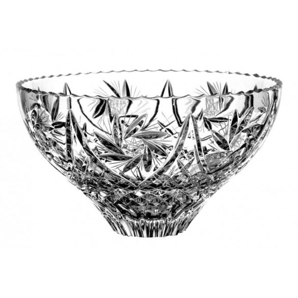 Victoria * Ólomkristály Gyümölcsös tál 21,7 cm (16122)
