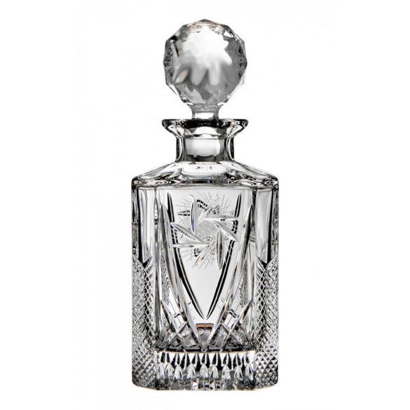 Victoria * Ólomkristály Whiskys üveg 800 ml (16162)