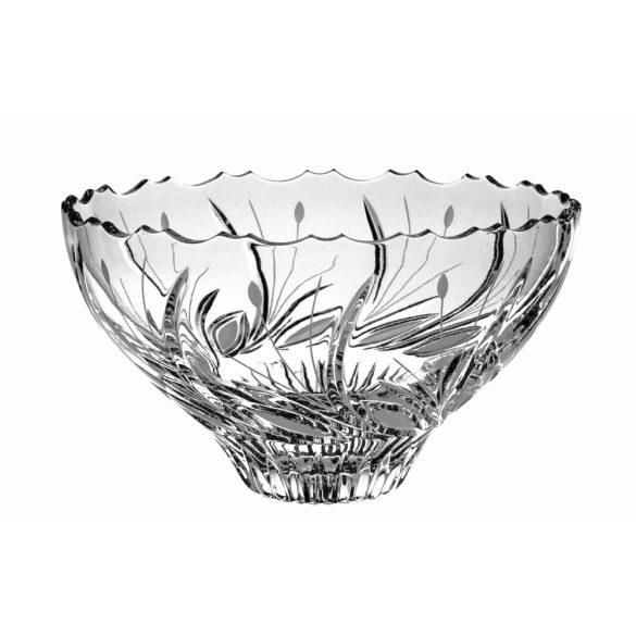 Viola * Ólomkristály Gyümölcsös tál 21,7 cm (16222)