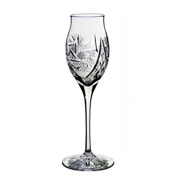 Victoria * Kristály Pálinkás pohár 100 ml (Invi17131)