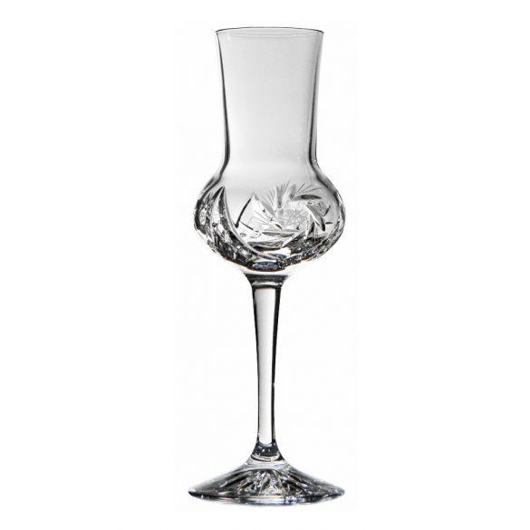 Victoria * Kristály Pálinkás pohár 81 ml (Borm17135)