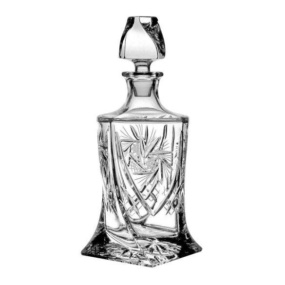 Victoria * Kristály Whiskys üveg 770 ml (Cs17156)