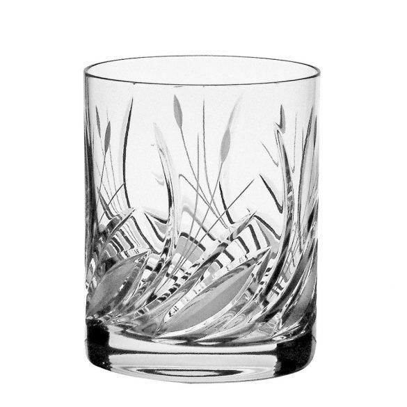 Viola * Kristály Whiskys pohár 320 ml (Gas17216)