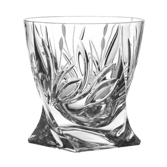 Viola * Kristály Whiskys pohár 340 ml (Cs17217)