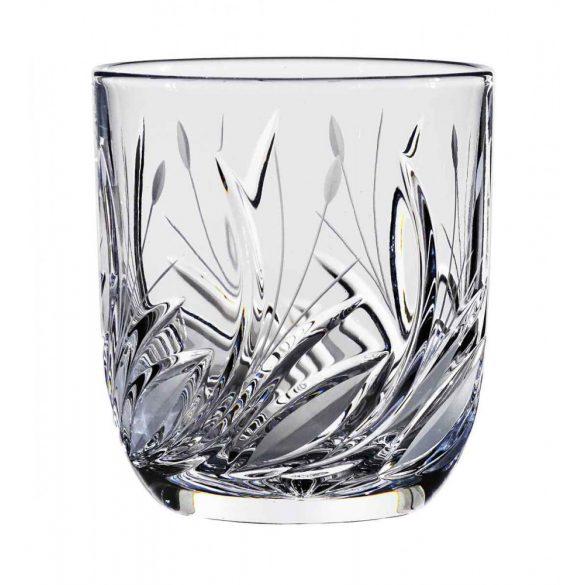 Viola * Kristály Whiskys pohár 280 ml (Orb17224)