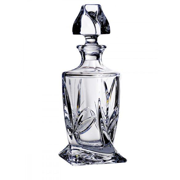 Viola * Kristály Pálinkás üveg 400 ml (Cs17258)