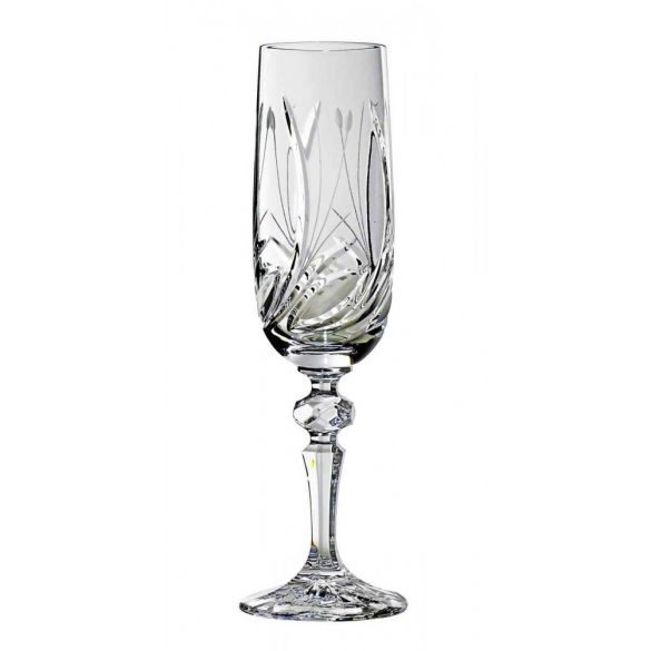 Viola * Kristály Pezsgős pohár 180 ml (M17297)