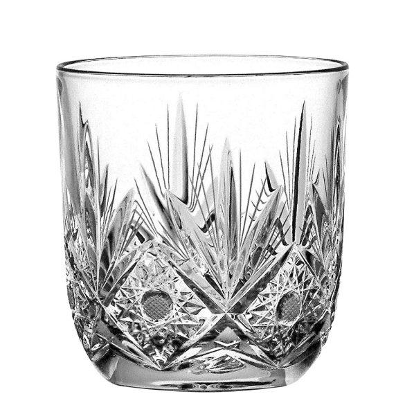 Laura * Kristály Whiskys pohár 280 ml (Orb17324)