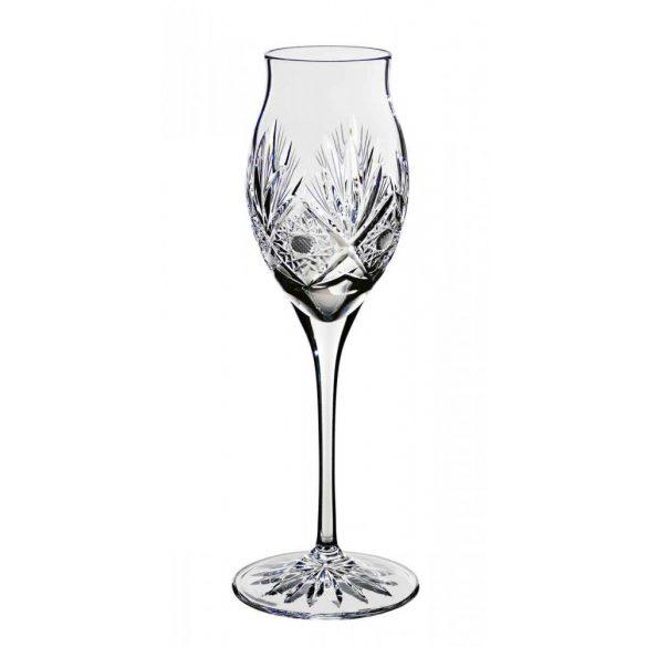 Laura * Kristály Pálinkás pohár 100 ml (Invi17331)