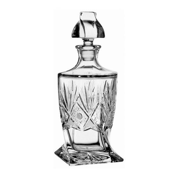 Laura * Kristály Whiskys üveg 770 ml (Cs17356)