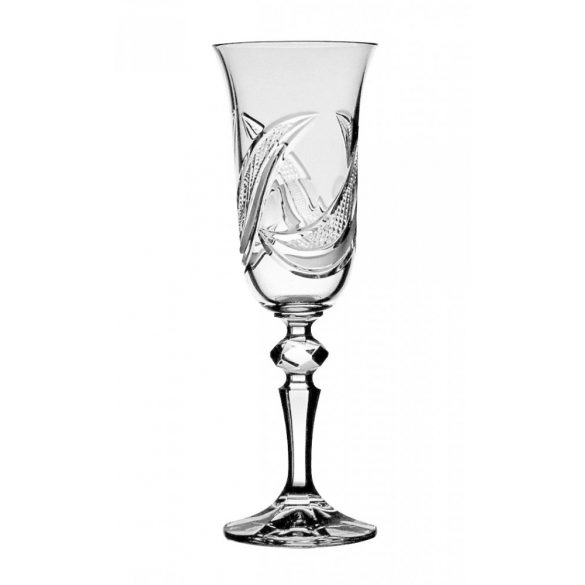 Aphrodite * Kristály Pezsgős pohár 150 ml (L17407)