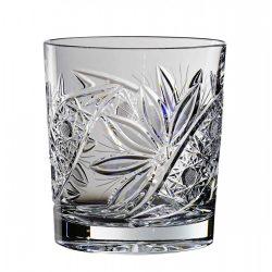 Liliom * Kristály Whiskys pohár 300 ml (Tos17513)