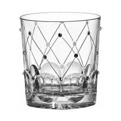 Pearl * Kristály Whiskys pohár 300 ml (Tos17813)