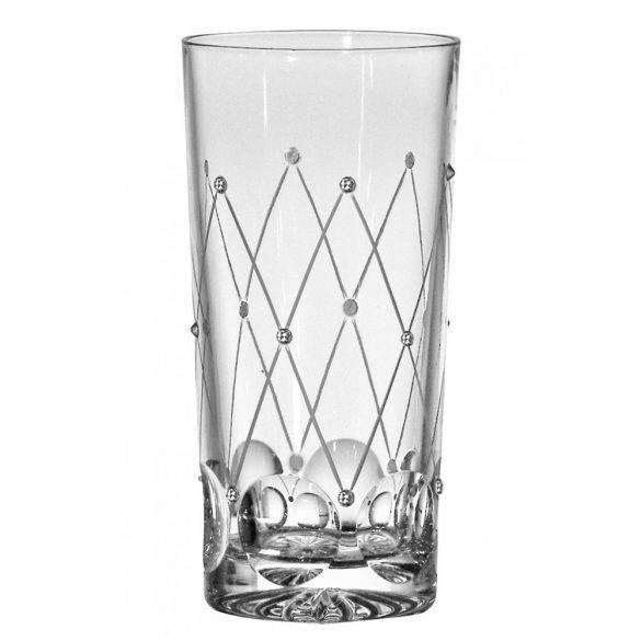 Pearl * Kristály Vizes pohár 330 ml (Tos17815)