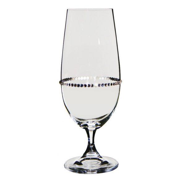 Pearl * Kristály Sörös pohár 380 ml (Gas17832)