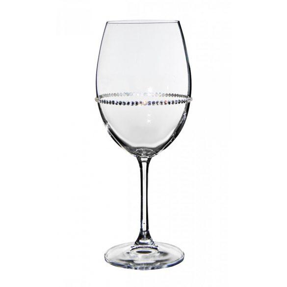 Pearl * Kristály Boros pohár 350 ml (GasGV17834)