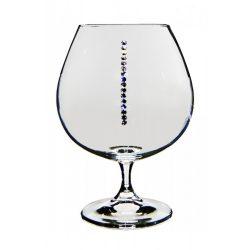 Pearl * Kristály Konyakos pohár 690 ml (GasGF17841)