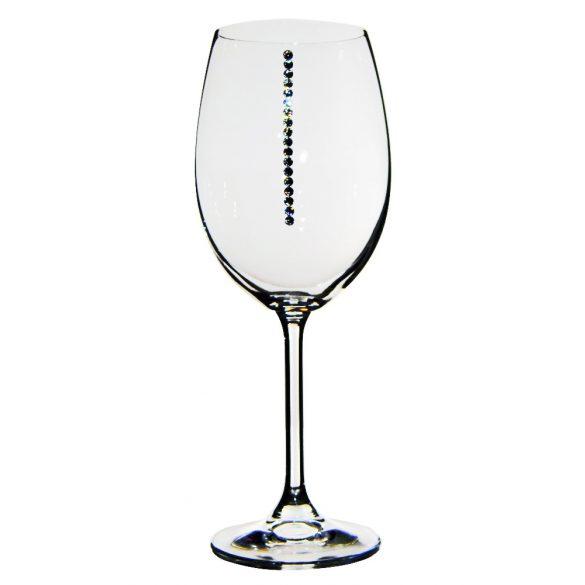 Pearl * Kristály Boros pohár 450 ml (GasGF17845)