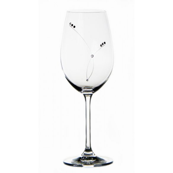 Pearl * Kristály Boros pohár 350 ml (GasGD17855)