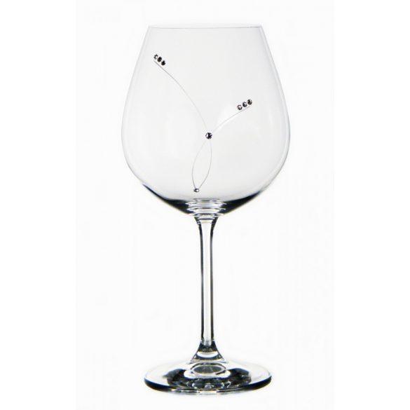 Pearl * Kristály Boros pohár 650 ml (GasGD17858)