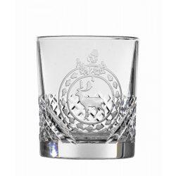 Hunter * Kristály Pálinkás pohár 60 ml (Toc18210)