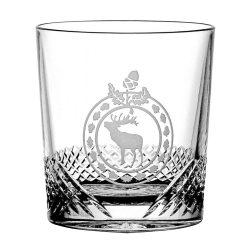 Hunter * Kristály Whiskys pohár 300 ml (Tos18213)