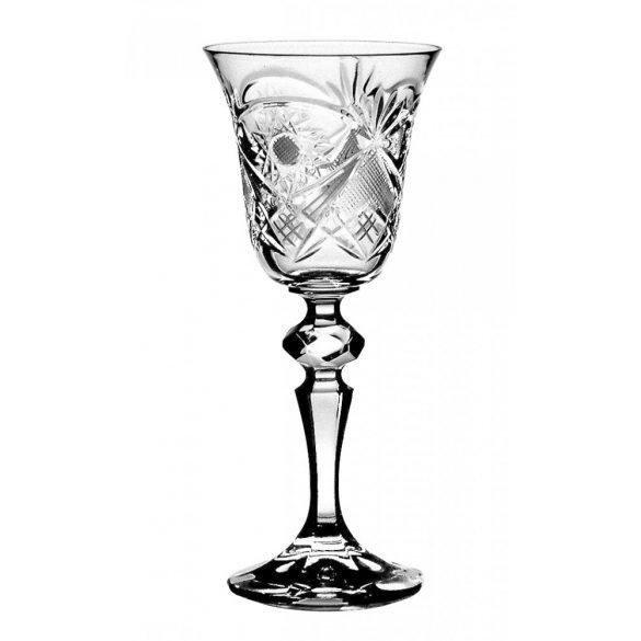 Kőszeg * Kristály Likőrös pohár 60 ml (L18301)
