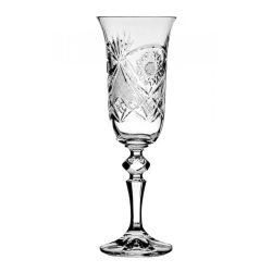 Kőszeg * Kristály Pezsgős pohár 150 ml (L18307)
