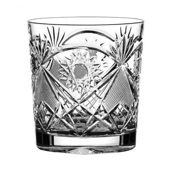 Kőszeg * Kristály Whiskys pohár 300 ml (Tos18313)