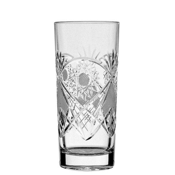 Kőszeg * Kristály Vizes pohár 330 ml (Tos18315)