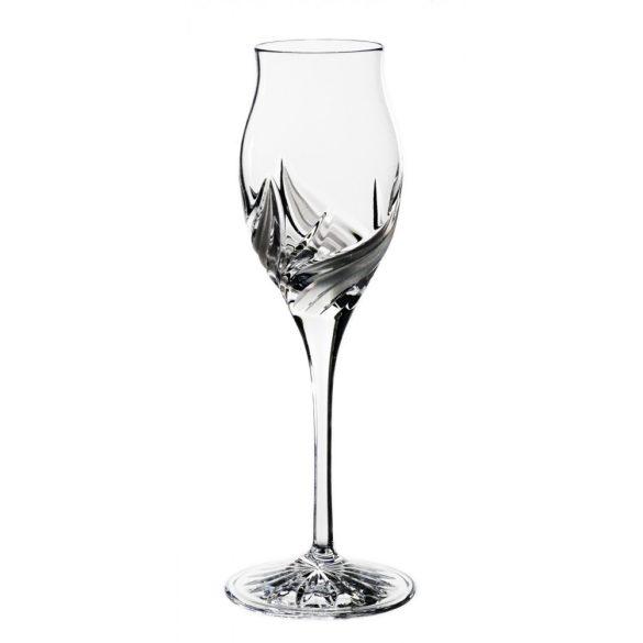 Fire * Kristály Pálinkás pohár 100 ml (Invi18631)