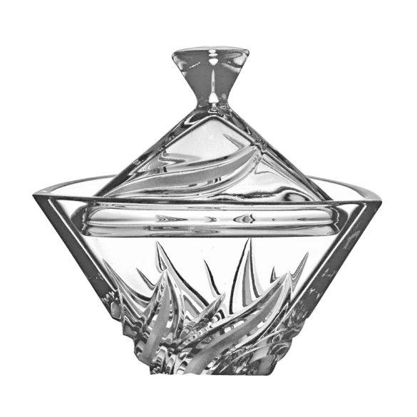 Fire * Kristály Bonbonier 18 cm (Tri18663)