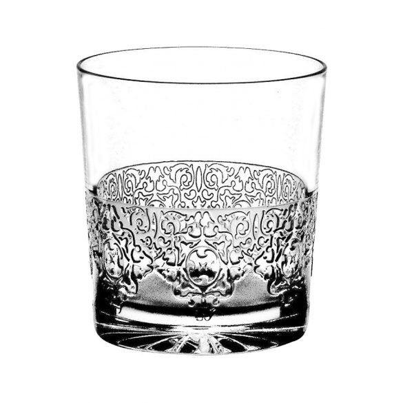 Lace * Kristály Whiskys pohár 300 ml (Tos19013)