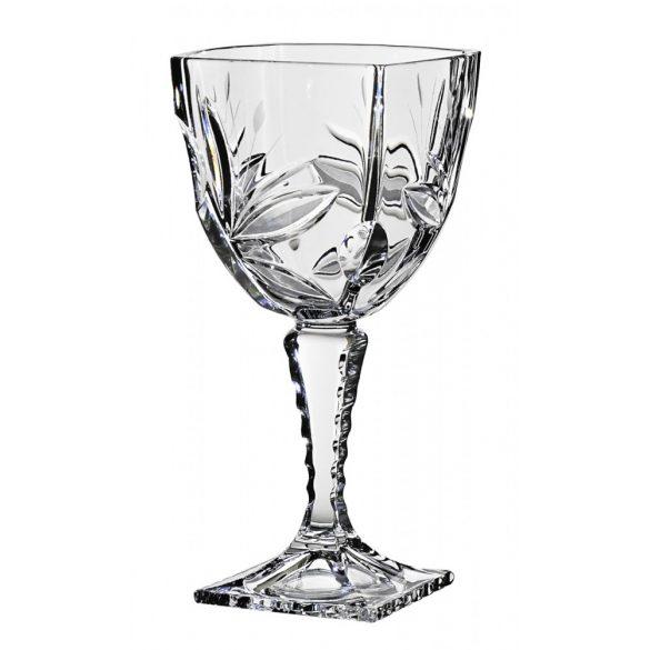 Viola * Kristály Boros pohár 270 ml (Ar19504)
