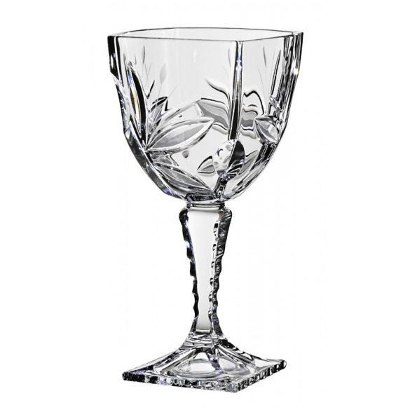 Viola * Kristály Nagy boros pohár 300 ml (Ar19505)