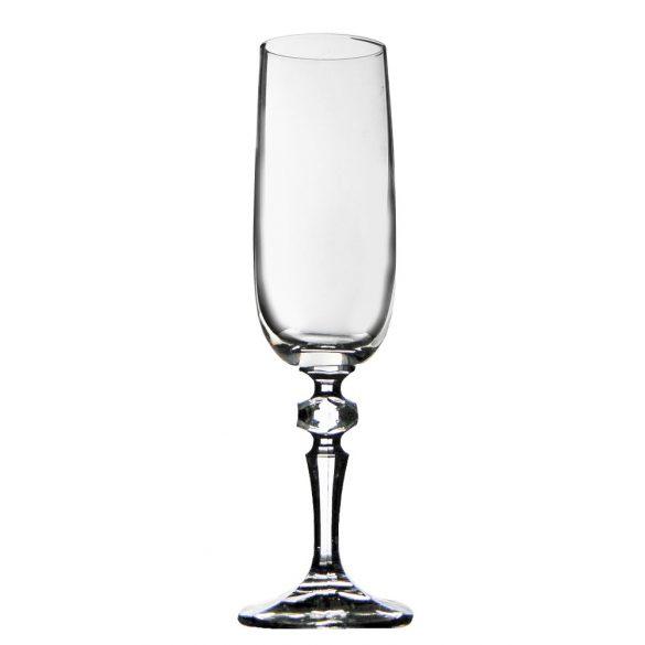 Mir * Kristály Pezsgős pohár 180 ml (39691)