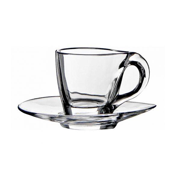 Coffee * Kristály Kávés csésze 100 ml LF (39692)