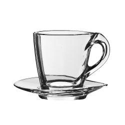 Coffee * Kristály Cappuccinos csésze 260 ml LF (39693)