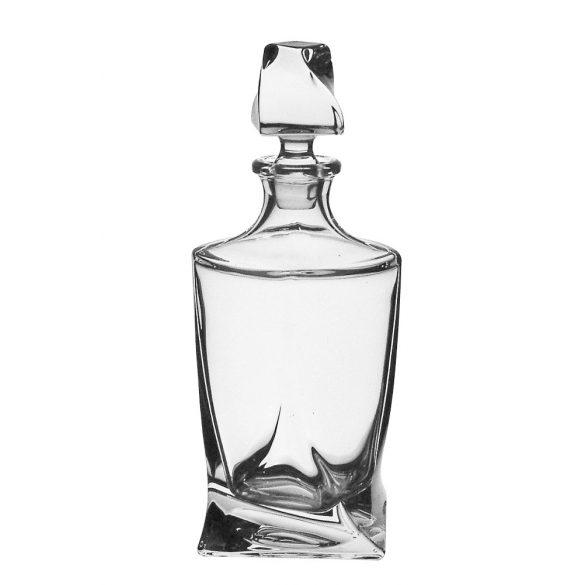 Quad * Kristály Whiskys üveg 770 ml (39841)